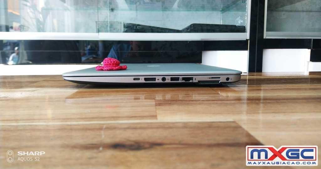 hp elitebook 850-g3 i5 kết nối bên trái