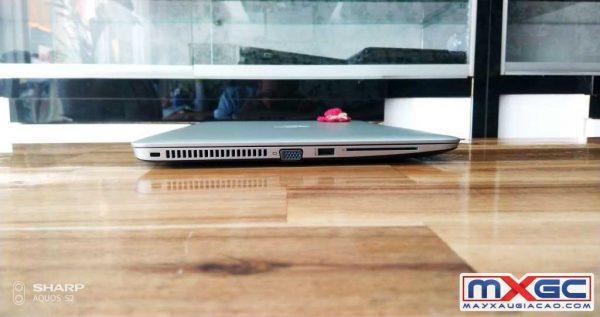 hp elitebook 850-g3 i5 cổng kết nối cạnh trái
