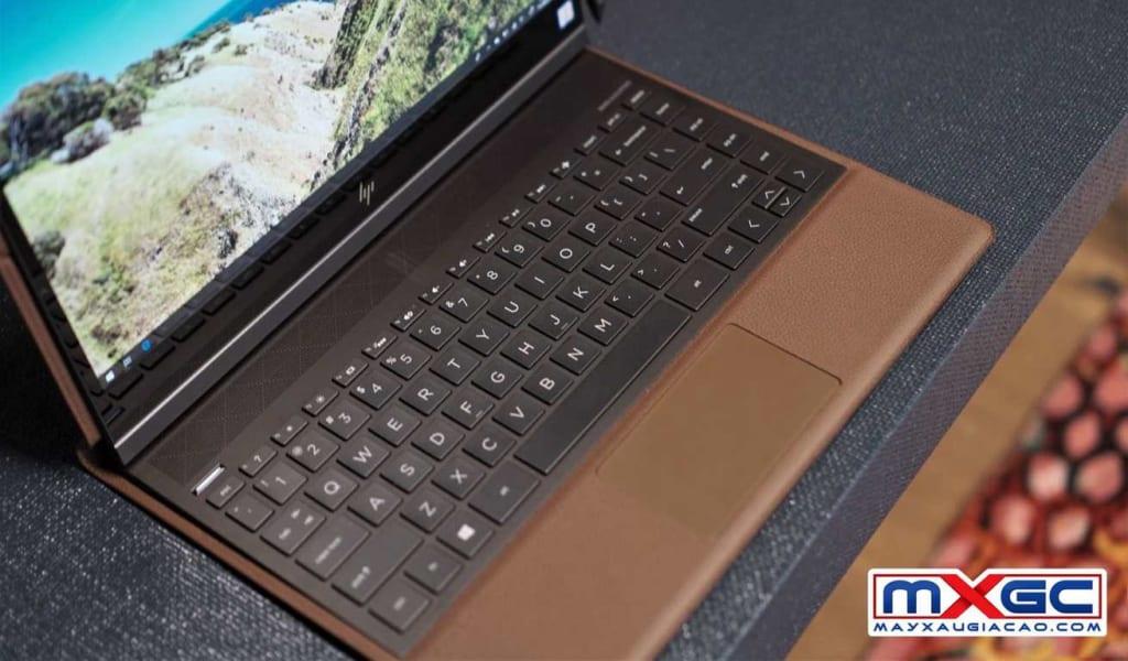 HP Spectre Folio 13 Convertible Touchpad bang da
