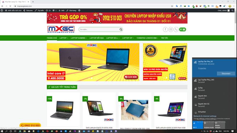 hướng-dẫn-mua-laptop-cũ-dia-chi-hcm-kiem-tra-wifi