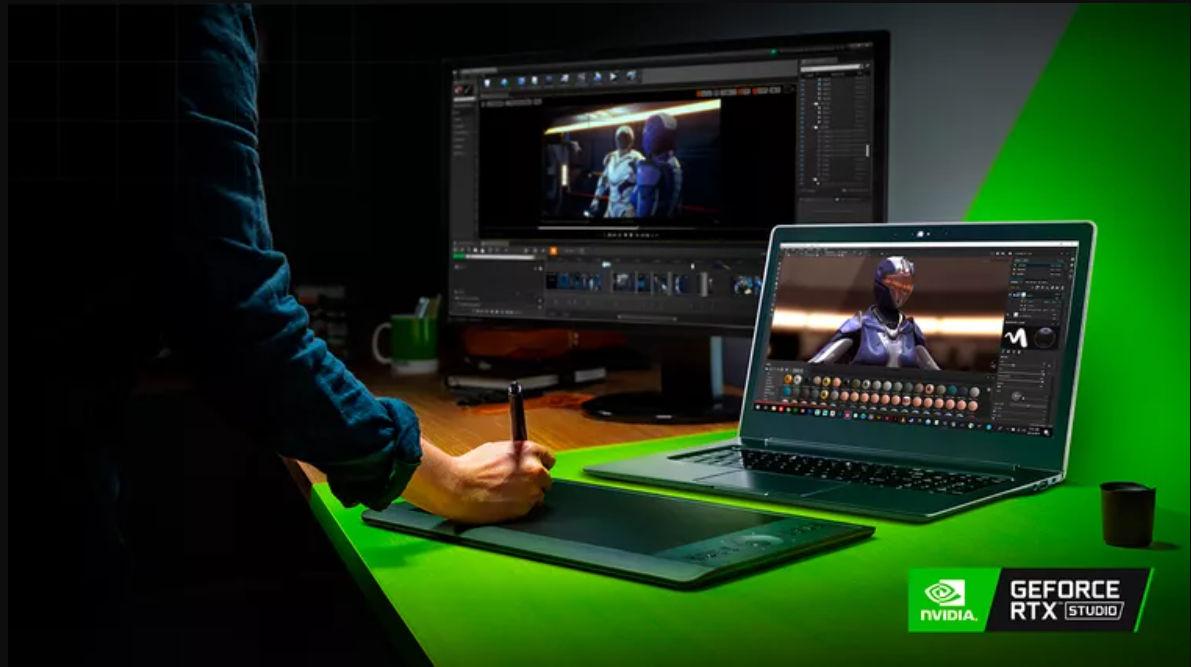 Laptop workstation dành cho đồ họa