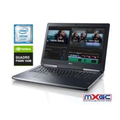 Dell Precision 7720 xeon E3 1535M V6